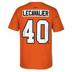 Men's Reebok Philadelphia Flyers Vincent Lecavalier Premier Tee
