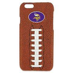 GameWear Minnesota Vikings iPhone 6 Football Cell Phone Case