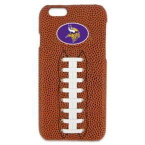 GameWear Minnesota Vikings iPhone 6 Football Cell Phone Case