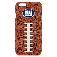 GameWear New York Giants iPhone 6 Football Cell Phone Case