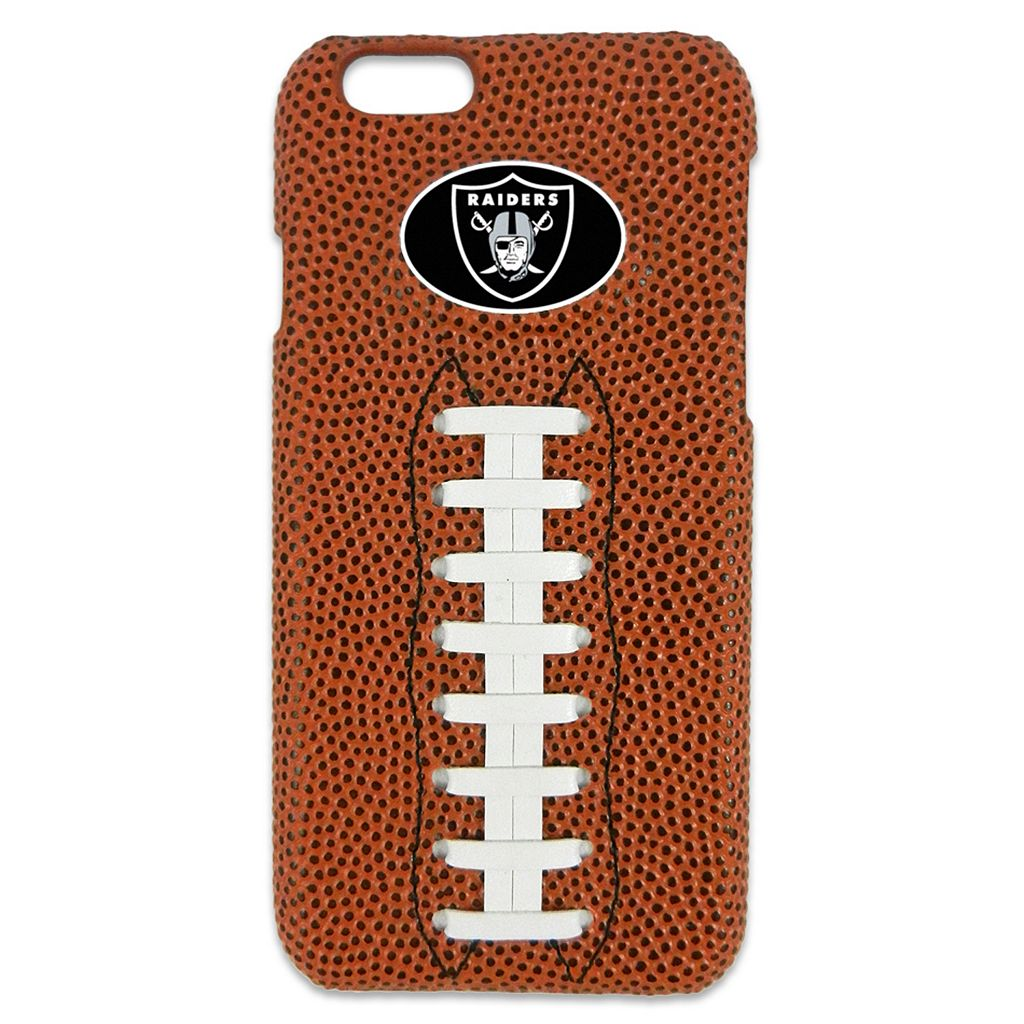 GameWear Oakland Raiders iPhone 6 Football Cell Phone Case