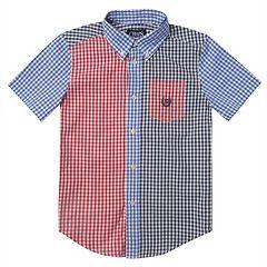 Boys 8-20 Chaps Button-Down Shirt