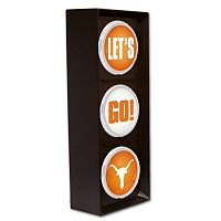 Memory Company Texas Longhorns Let's Go Traffic Light