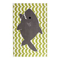 Mohawk® Home Smiling Shark Rug - 5' x 8'