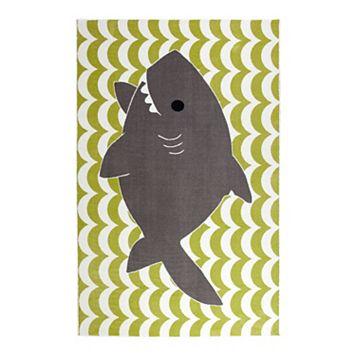 Mohawk® Home Smiling Shark Rug - 5' x 8'