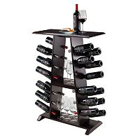 Winsome Marlo 24-Bottle Wine Rack
