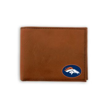 GameWear Denver Broncos Classic Bifold Wallet