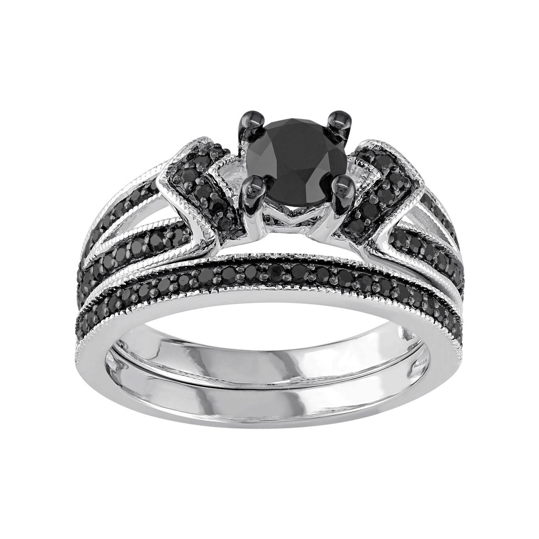 Sterling Silver Bridal Sets Rings Jewelry Kohls