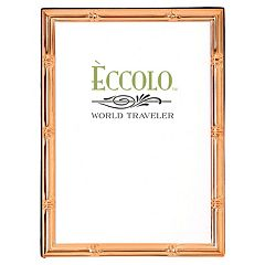 World Traveler Copper Bamboo Frame