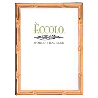 World Traveler Copper Bamboo Frame