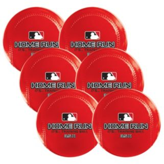 Franklin 6-pk. MLB Homerun Training Balls