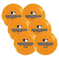 Franklin 6-pk. MLB Homerun Training Balls