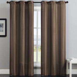 VCNY 2-pack Monroe Window Curtains