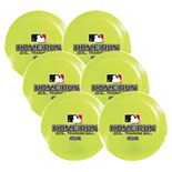 Franklin MLB Homerun Training Ball 6-Pack
