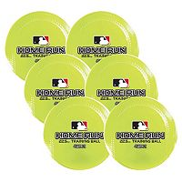Franklin MLB Homerun Training Ball 6-Pack