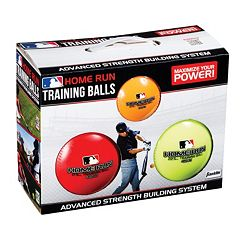 Franklin Sports 3 pkMLB Homerun Training Balls