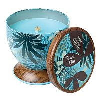 WoodWick Gallerie Tropical Oasis 8.5-oz. Candle Tin