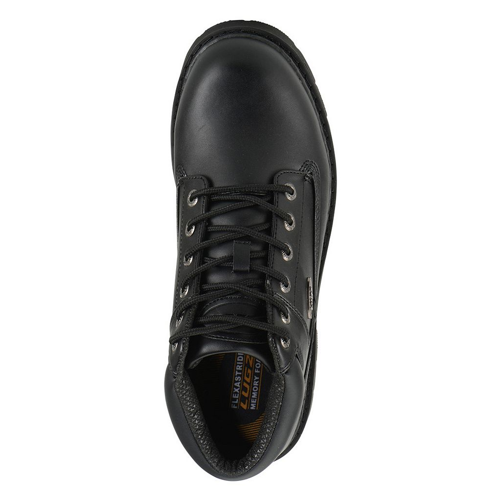 Lugz Warfare Men's Water Resistant Ankle Boots