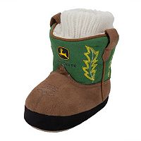 John Deere Slipper Boots - Toddler Boy