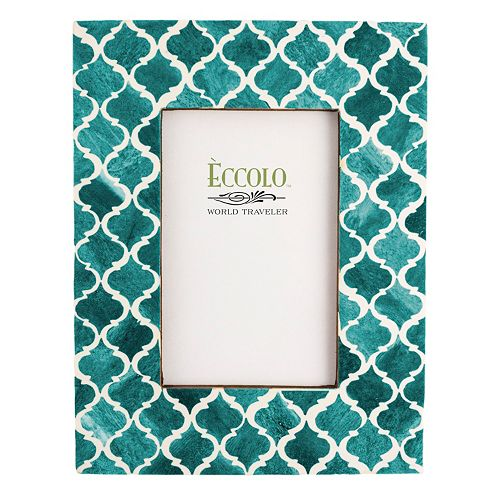World Traveler Naturals Moorish Tiles Frame