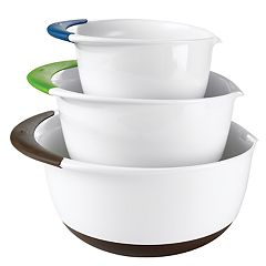 OXO 3-pc. Mixing Bowl Set