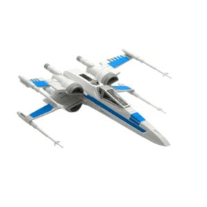 Star Wars SnapTite Build & Play Resistance X-Wing Fighter Model Kit by Revell