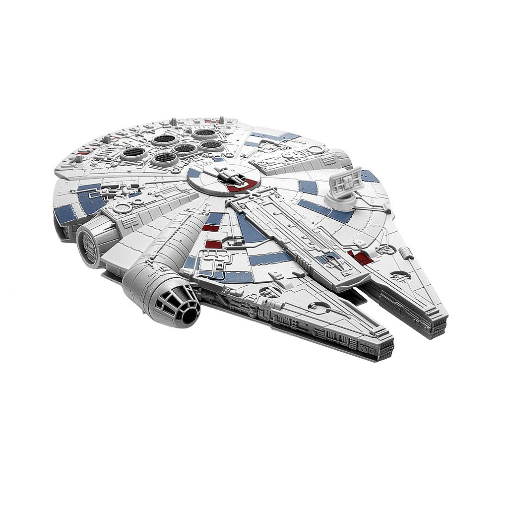 Star Wars SnapTite Build & Play Millennium Falcon Model Kit by Revell