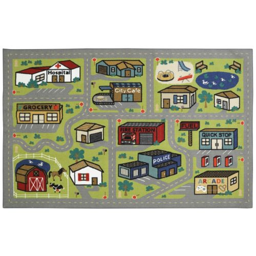 Mohawk® Home Smallville Play Rug - 5' x 8'
