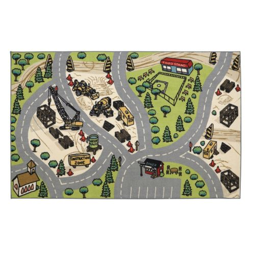 Mohawk® Home Build Site Play Rug - 5