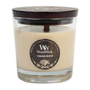 WoodWick Cabana Beach 10.5-oz. Jar Candle
