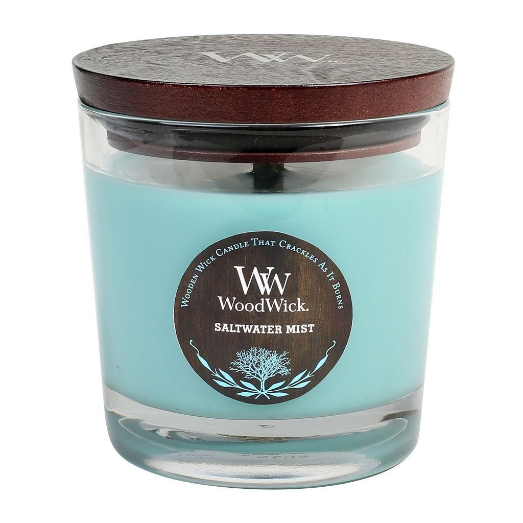 WoodWick Saltwater Mist 10.5-oz. Jar Candle