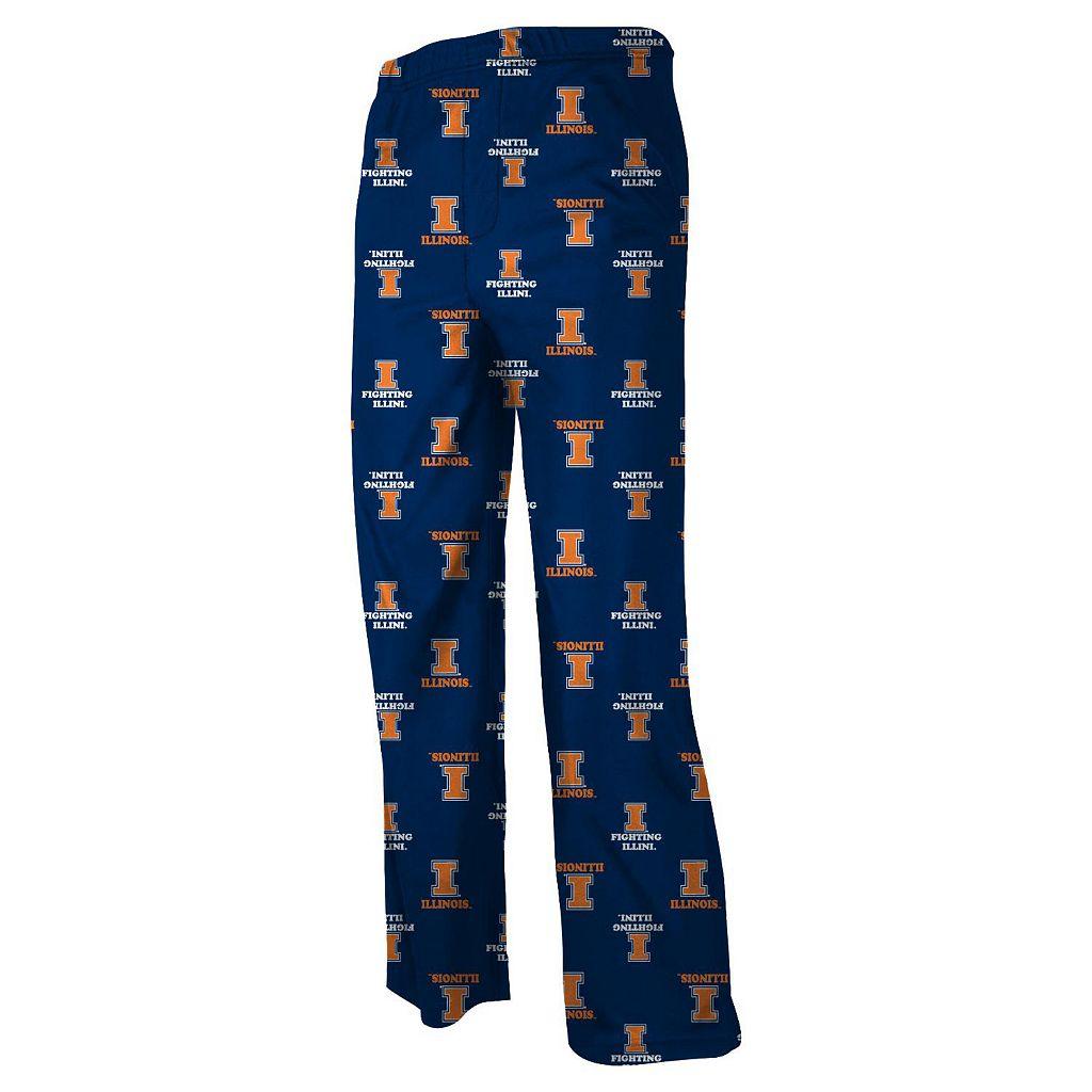 Boys 4-7 Illinois Fighting Illini Lounge Pants