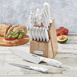 Cuisinart Triple Rivet 15-pc. Cutlery Block Set
