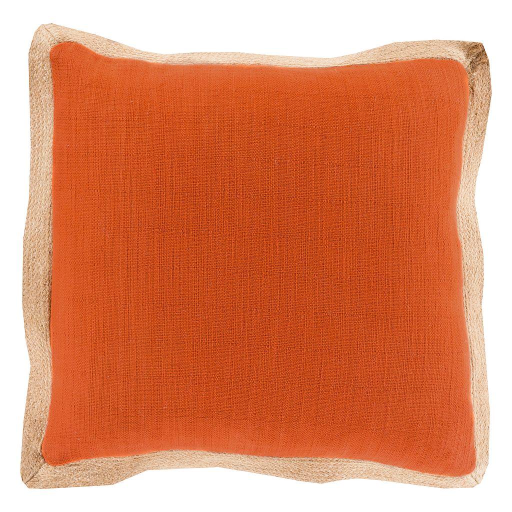 Decor 140 Viudas Throw Pillow