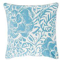 Decor 140 Forsythia Throw Pillow