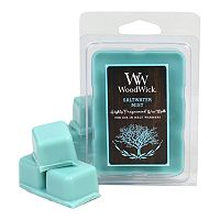 WoodWick 6-piece Saltwater Mist Wax Melt Set