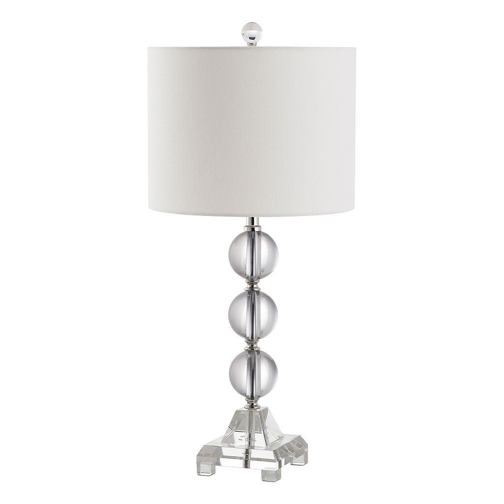 Safavieh Fiona Crystal Table Lamp