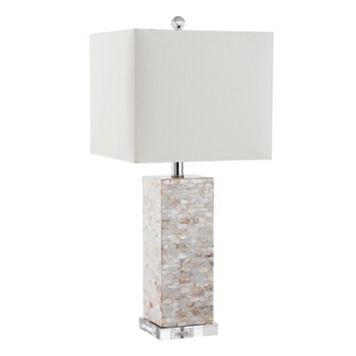 Safavieh Homer Shell Table Lamp