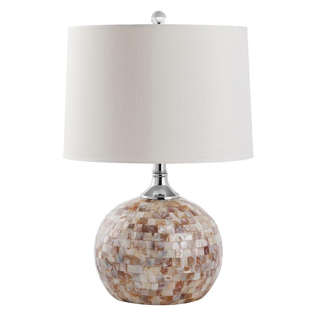 Safavieh Nikki Shell Table Lamp