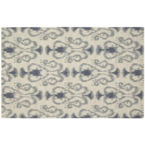 Nourison Siam Faded Ikat Wool Rug