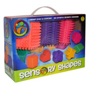 Hedstrom 6-pk. Multi-Shape Sensory Toys