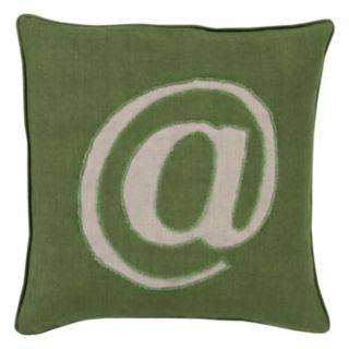 Decor 140 Courrier Throw Pillow