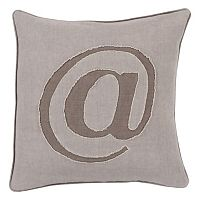 Decor 140 Courrier Throw Pillow