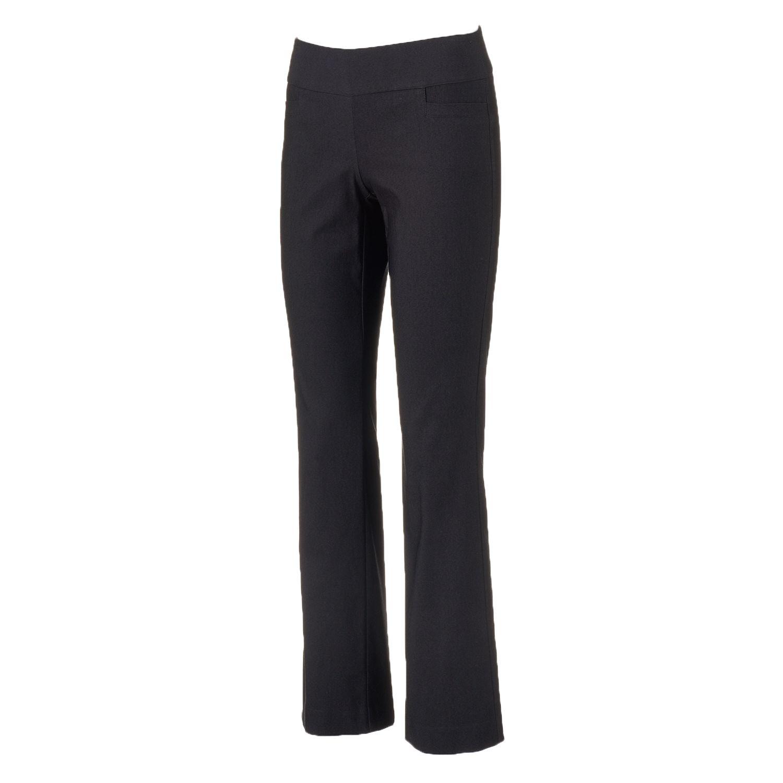 Kohls bootcut leggings