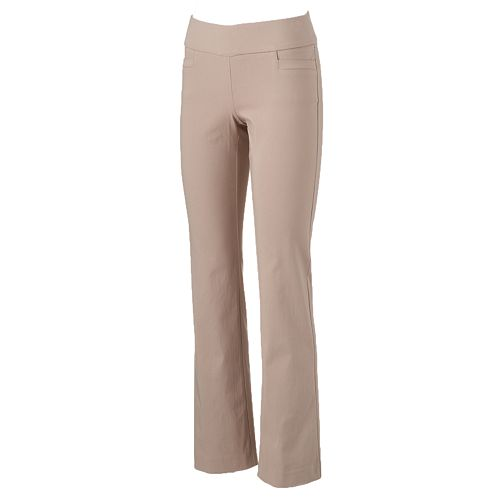 24cdd649598cc Women s Apt. 9® Brynn Millennium Pull-On Bootcut Dress Pants