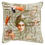 Decor 140 Genie Throw Pillow