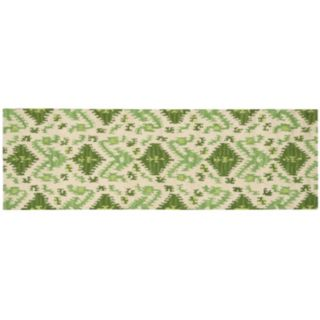 Nourison Siam Traditional Ikat Wool Rug