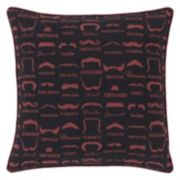 Decor 140 Manly Square Throw Pillow