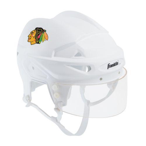 Franklin NHL Hockey Chicago Blackhawks Mini Player Helmet