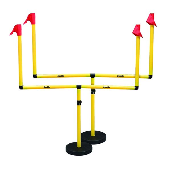 Franklin Youth 2 Pc Football Goal Post Set